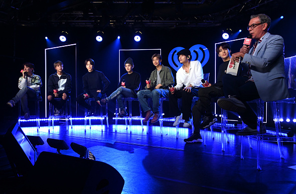J-Hope「iHeartRadio Live With BTS At iHeartRadio Theater New York」:写真・画像(5)[壁紙.com]