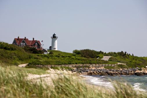 Massachusetts「Nobska and the beach」:スマホ壁紙(14)
