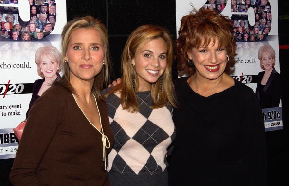 """ABC Television「Celebration In Honor Of Barbara Walters And 25 Years Of """"20/20""""」:写真・画像(14)[壁紙.com]"""