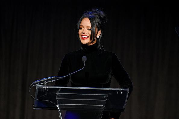Charity Benefit「Rihanna's 5th Annual Diamond Ball Benefitting The Clara Lionel Foundation - Inside」:写真・画像(19)[壁紙.com]