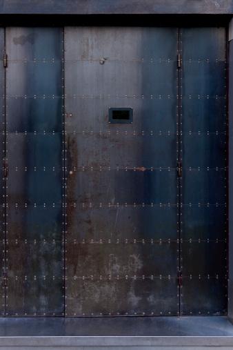 Peephole「Metal Door」:スマホ壁紙(2)