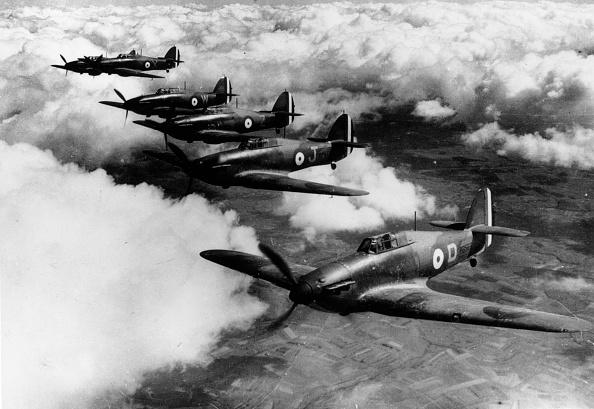 フランス「Hawker Hurricanes」:写真・画像(11)[壁紙.com]