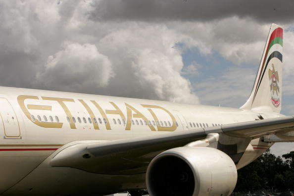 飛行機「Etihad Airline Makes Australian Debut」:写真・画像(3)[壁紙.com]
