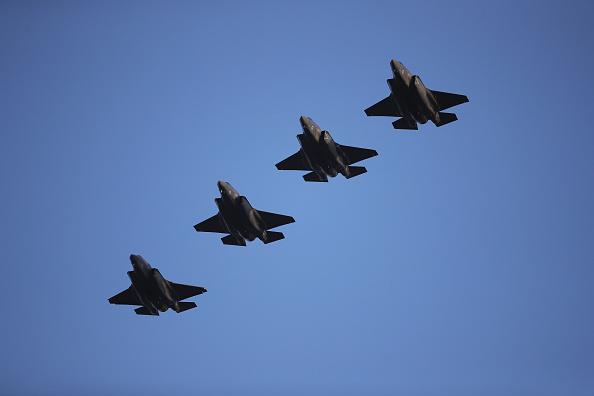 King's Lynn「F-35 Jets Arrive At RAF Marham」:写真・画像(11)[壁紙.com]