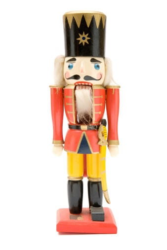 Figurine「Vintage Red Nutcracker Soldier」:スマホ壁紙(16)