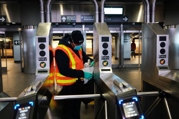 New York City's Subway System To Shut Down Overnight For Cleaning During Coronavirus Pandemic:ニュース(壁紙.com)