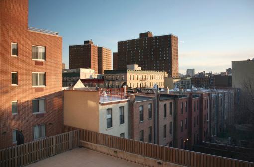 USA「Sunset In Harlem」:スマホ壁紙(4)