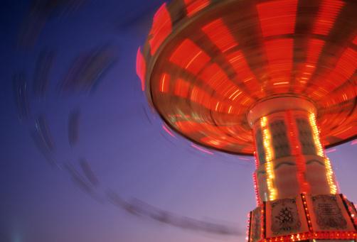 Little Rock - Arkansas「State Fair spin the wheel ride」:スマホ壁紙(17)