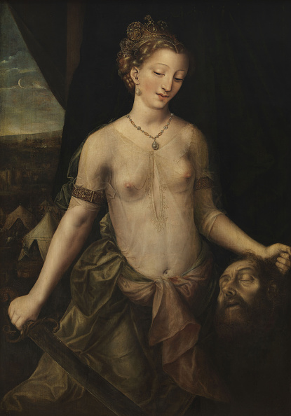 Salome - Daughter of Herodias「Judith」:写真・画像(6)[壁紙.com]
