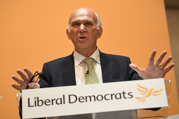 Conference - Event「Vince Cable Is Announced As The New Leader of The Liberal Democrat Party」:写真・画像(19)[壁紙.com]