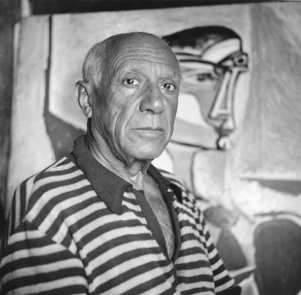 ポートレート「Pablo Picasso」:写真・画像(12)[壁紙.com]
