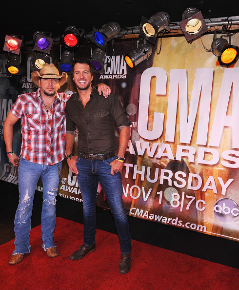 Nomination「46th Annual CMA Awards Nominations Announced By Jason Aldean And Luke Bryan」:写真・画像(16)[壁紙.com]
