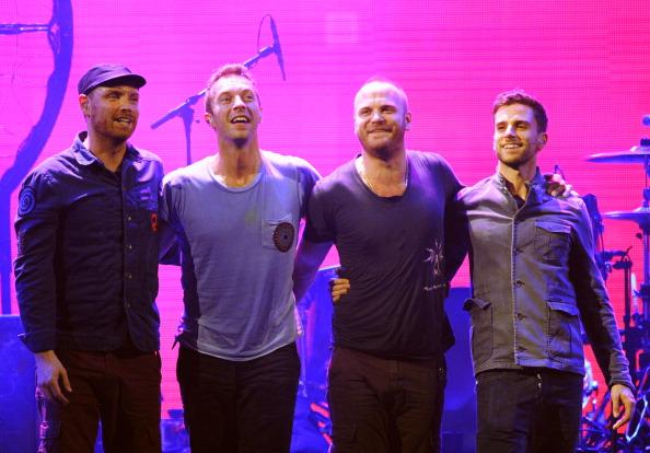 Coldplay「iHeartRadio Music Festival - Day 1 - Show」:写真・画像(5)[壁紙.com]