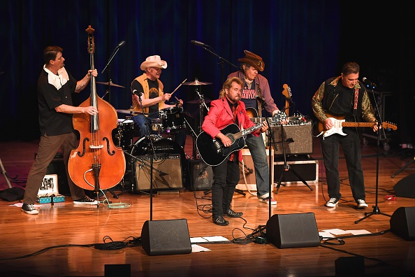 Jason Phillips「The Country Music Hall of Fame and Museum presents 'Boppin' the Blues: A Celebration of Sam Phillips'」:写真・画像(3)[壁紙.com]