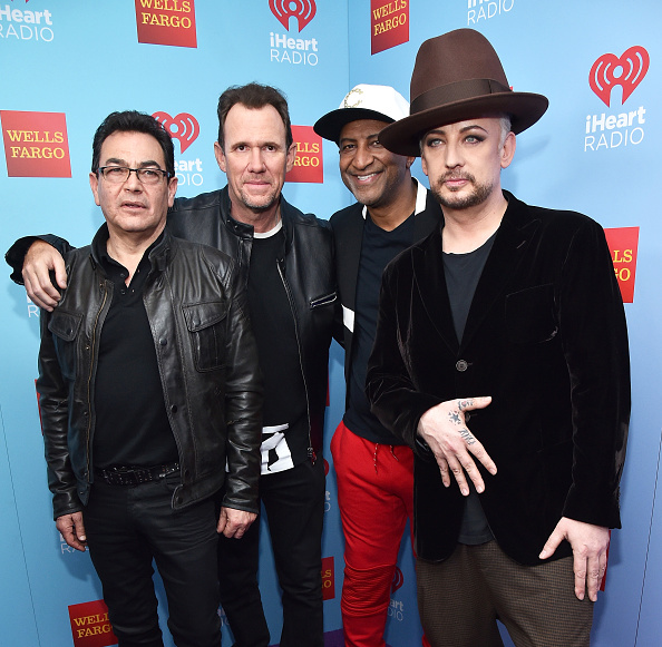 Culture Club「iHeart80s Party - Backstage」:写真・画像(3)[壁紙.com]