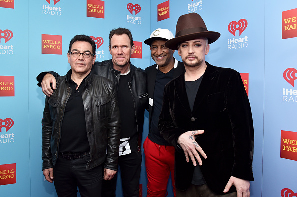 Culture Club「iHeart80s Party - Backstage」:写真・画像(8)[壁紙.com]