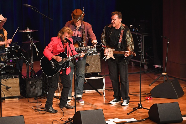 Jason Phillips「The Country Music Hall of Fame and Museum presents 'Boppin' the Blues: A Celebration of Sam Phillips'」:写真・画像(5)[壁紙.com]