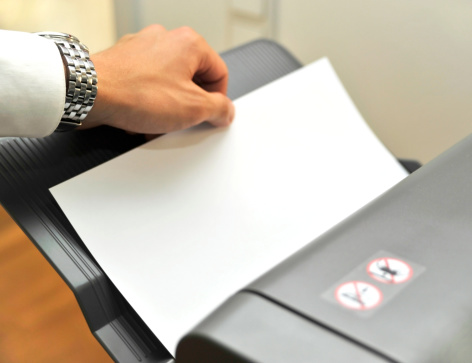 Conformity「fax and printer in office with hand」:スマホ壁紙(1)