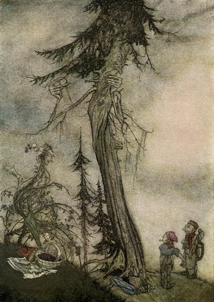 Fairy Tale「The Fir Tree and the Bramble」:写真・画像(14)[壁紙.com]