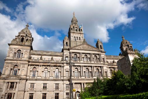 Glasgow - Scotland「Glasgow City Chambers」:スマホ壁紙(16)