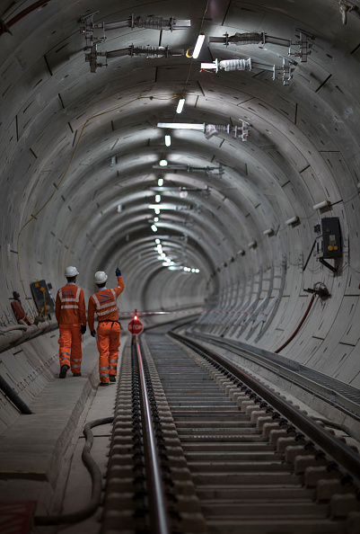 Engineering「Crossrail Project Reaches New Milestone With Completion of Elizabeth Line Track」:写真・画像(18)[壁紙.com]