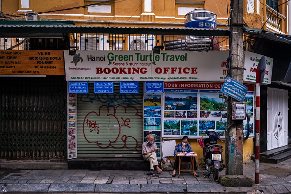 Tourism「Businesses In Vietnam Shut Down As The Coronavirus Continue To Spread」:写真・画像(1)[壁紙.com]