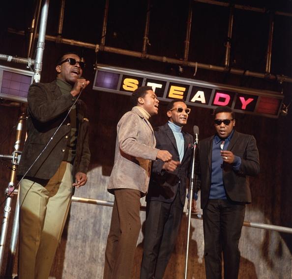 R&B「The Four Tops」:写真・画像(5)[壁紙.com]