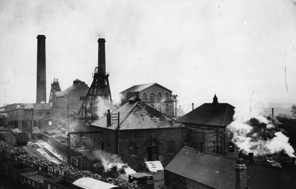 Coal Mine「Colliery」:写真・画像(6)[壁紙.com]