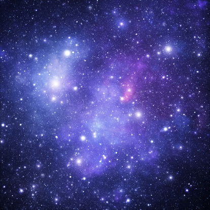 星空「素晴らしいスカイブルー」:スマホ壁紙(12)