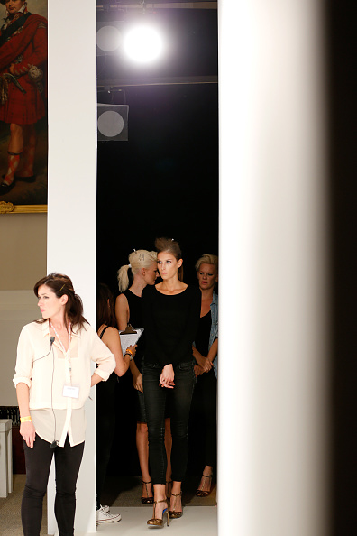 Tristan Fewings「Vita Gottlieb: Backstage - London Fashion Week SS15」:写真・画像(7)[壁紙.com]