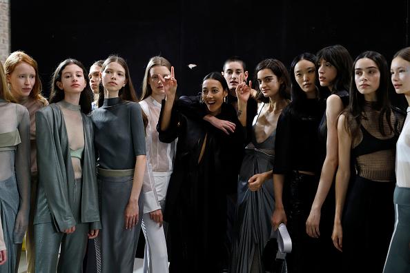 ファッション「Ricostru - Backstage - Milan Fashion Week Spring/Summer 2018」:写真・画像(5)[壁紙.com]