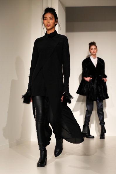 ロンドンファッションウィーク「Haizhen Wang: Presentation - London Fashion Week AW14」:写真・画像(9)[壁紙.com]