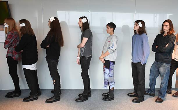 YMC - Backstage - London Collections Men AW16:ニュース(壁紙.com)
