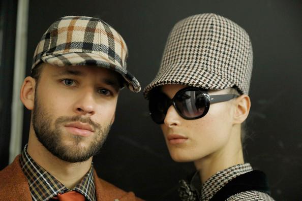 Tristan Fewings「Daks - Backstage - Milan Men's Fashion Week Fall/Winter 2018/19」:写真・画像(4)[壁紙.com]