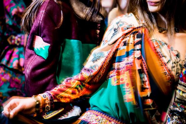 Etro「Etro - Backstage - Milan Fashion Week Fall/Winter 2017/18」:写真・画像(7)[壁紙.com]