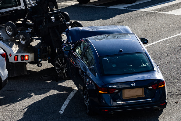 Capitol Hill「One Police Officer Killed At U.S. Capitol After Car Breaches Checkpoint」:写真・画像(1)[壁紙.com]