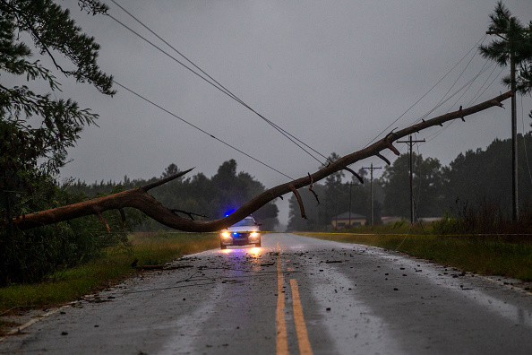Florence - South Carolina「Hurricane Florence Slams Into Coast Of Carolinas」:写真・画像(0)[壁紙.com]