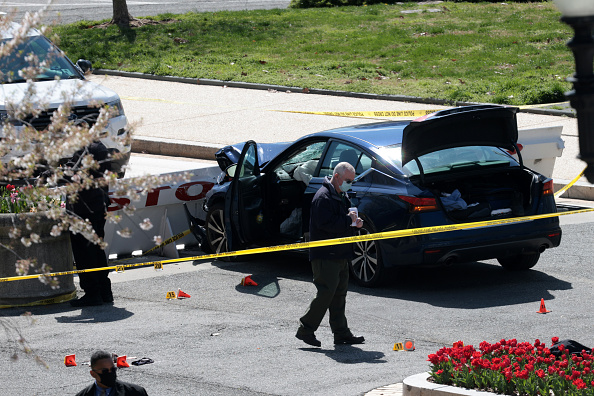 Capitol Hill「U.S. Capitol On Lockdown Due To External Security Threat」:写真・画像(18)[壁紙.com]