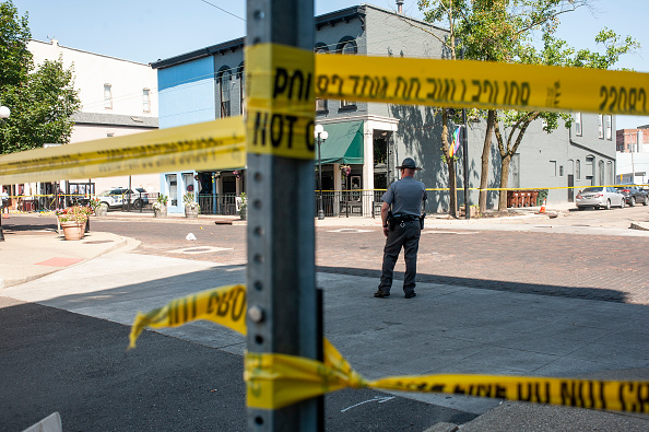 Mass Shooting「Nine Killed, 27 Wounded In Mass Shooting In Dayton, Ohio」:写真・画像(1)[壁紙.com]