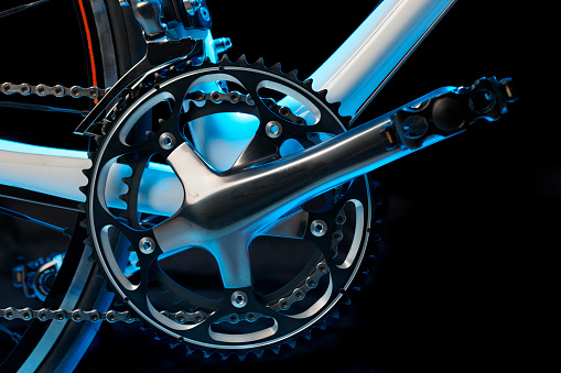 Bicycle Gear「Racing bike detail」:スマホ壁紙(1)