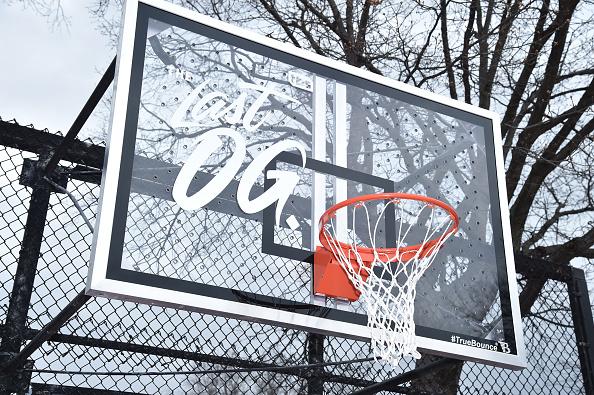 Sports Court「TBS' The Last O.G. Basketball Court Ribbon-Cutting Ceremony」:写真・画像(7)[壁紙.com]