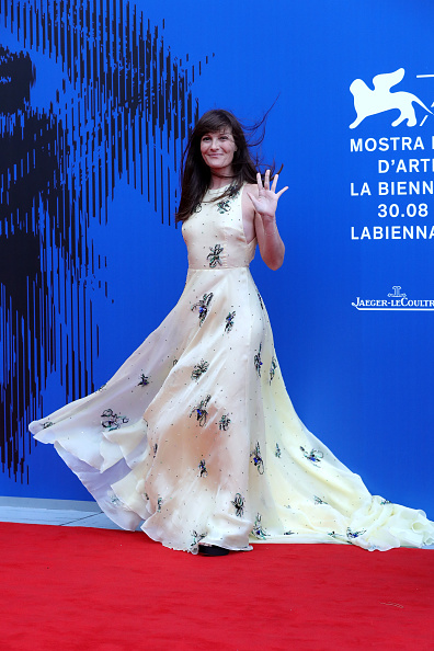 Train - Clothing Embellishment「The Franca Sozzani Award - 74th Venice Film Festival」:写真・画像(2)[壁紙.com]