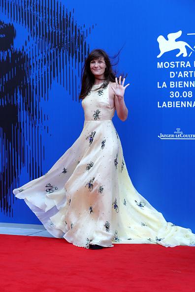 Train - Clothing Embellishment「The Franca Sozzani Award - 74th Venice Film Festival」:写真・画像(2)[壁紙.com]