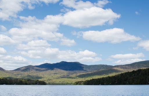 Adirondack Forest Preserve「Lake Placid and Mackenzie Mountain」:スマホ壁紙(12)