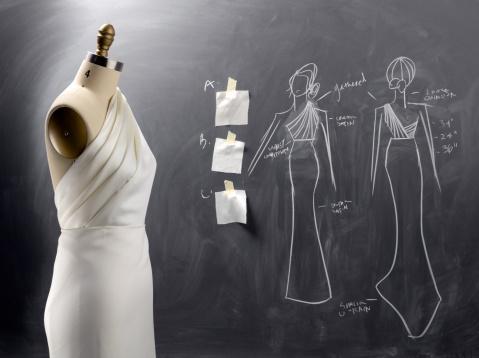 Sewing「Fashion Drawing and Sewing Form」:スマホ壁紙(15)