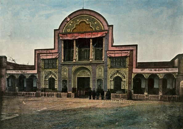 Incidental People「Teheran Porte Du Palais Du Schah」:写真・画像(18)[壁紙.com]