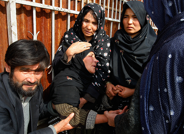 Kabul「Over 20 Killed By Coordinated Suicide Attacks In Kabul」:写真・画像(9)[壁紙.com]