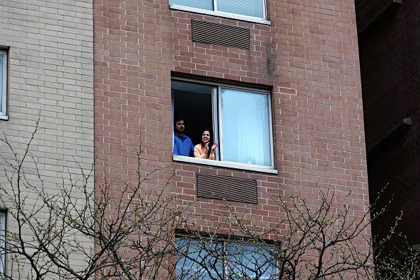 Gratitude「Daily Life In New York City Amid Coronavirus Outbreak」:写真・画像(8)[壁紙.com]