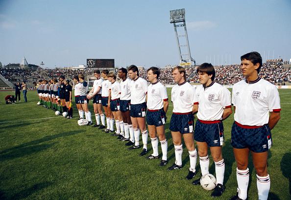 England「Hungary v England International Friendly April 1988」:写真・画像(16)[壁紙.com]