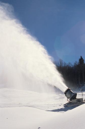 Snow Machine「Snow machine in action, Telluride, Colorado, USA」:スマホ壁紙(16)